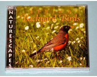 Spring Backyard Birds CD