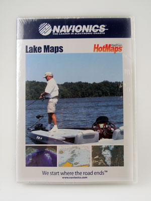 Navionics Hot Maps Plat South MSD/HMPT-S6