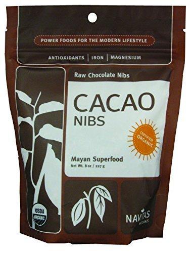 Cacao Nibs - Organic - Raw ( 12 - 8 OZ )