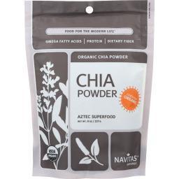 Chia Seed Powder - Organic ( 12 - 8 OZ )