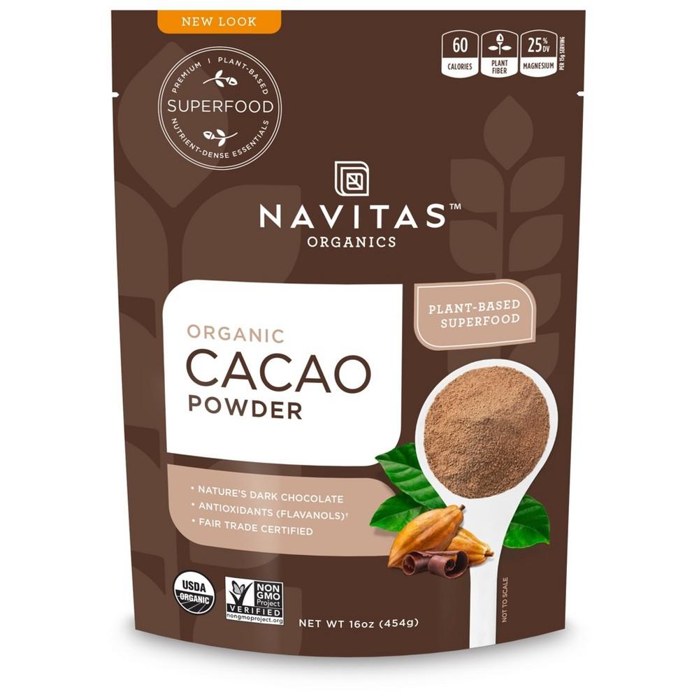 Cacao Powder - Organic - Raw ( 6 - 16 OZ )
