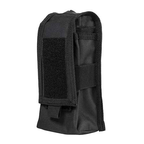 2 AR/AK Magazine Or Radio Pouch - Black
