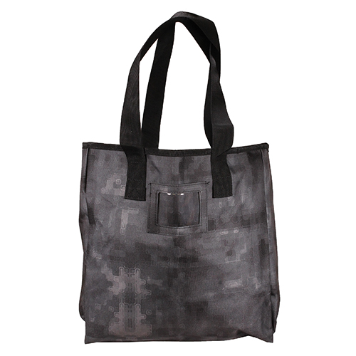 Groccery Shopping Bag/Digital Black Camo