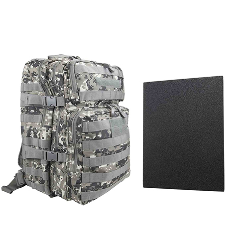 "Assault BP 11""x14"" Level IIIA HP PLTE/DGC"