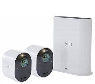 Arlo Pro 4K UHD Wire-Free 2 Camera Kit