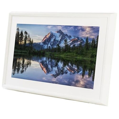 "27"" Meural Canvas Lenora White"