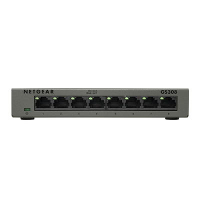 8-Port Gigabit Unmanaged