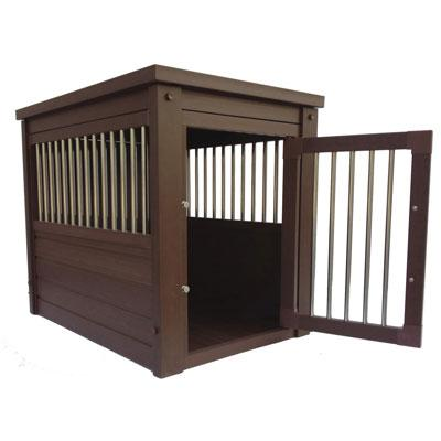 Small InnPlace II Pet Crate Russet