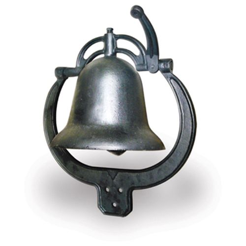 Sportsman Series Cast Iron Farm Bell