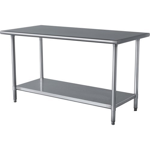 Sportsman Series Stainless Steel Work Table 24 x 48 Inches