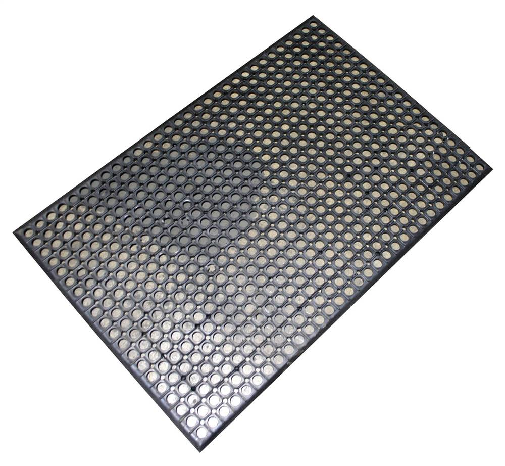 2 x 3 Foot Industrial Rubber Floor Mat