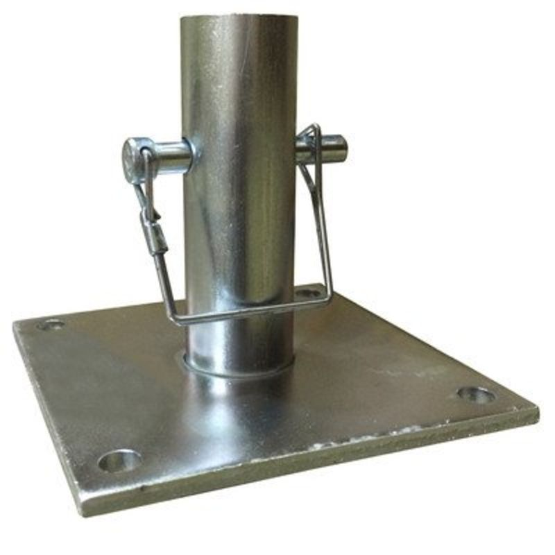 Scaffold Base Plate Set - 4 Piece