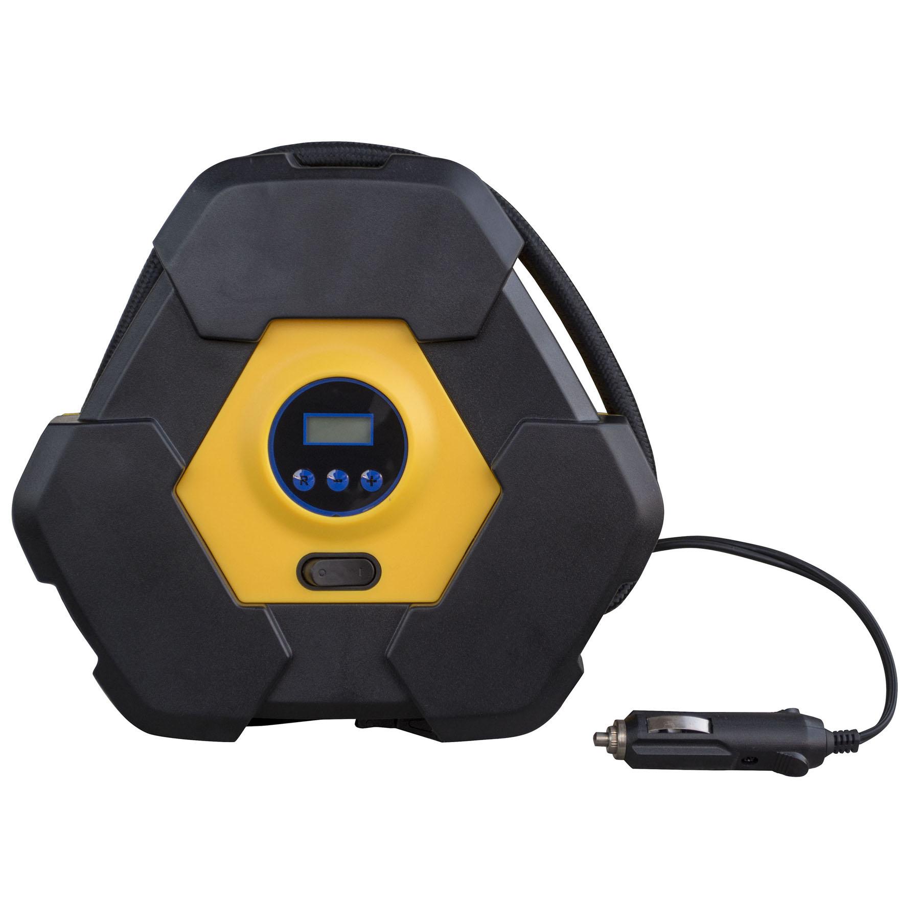 12 Volt Portable Automotive Digital Tire Inflator Pump