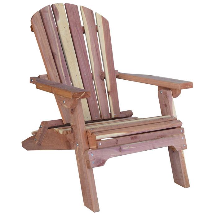 AmeriHome Folding Adirondack Chair