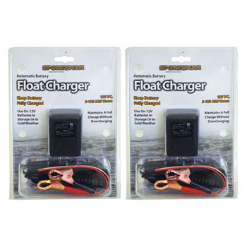 Sportsman Series 2 Piece Automatic Battery Float Charger