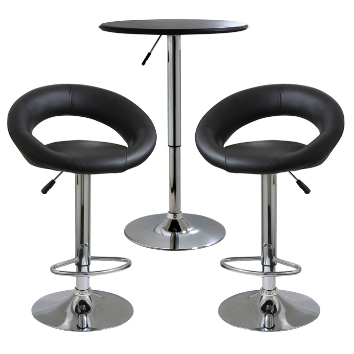 Classic Relaxed Bistro Set - 3 Piece