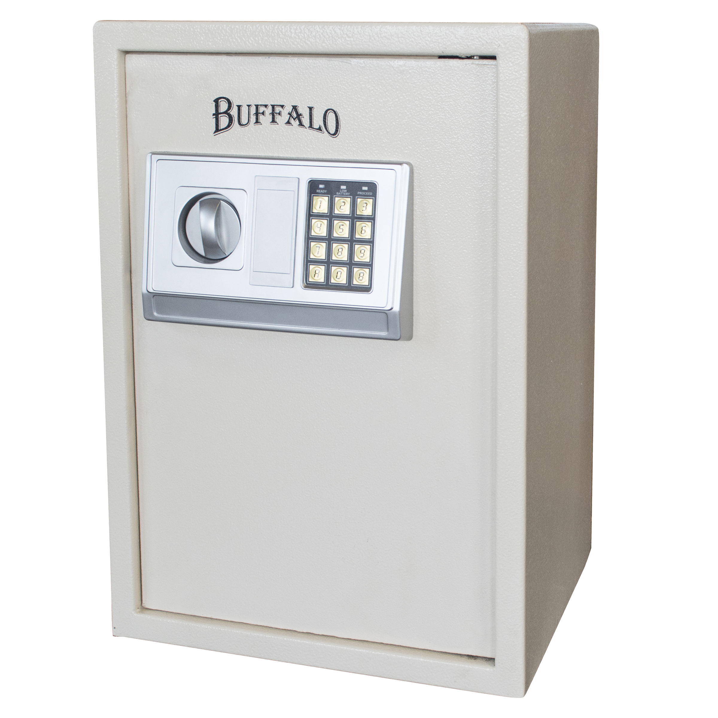 Electronic Floor Safe - Beige