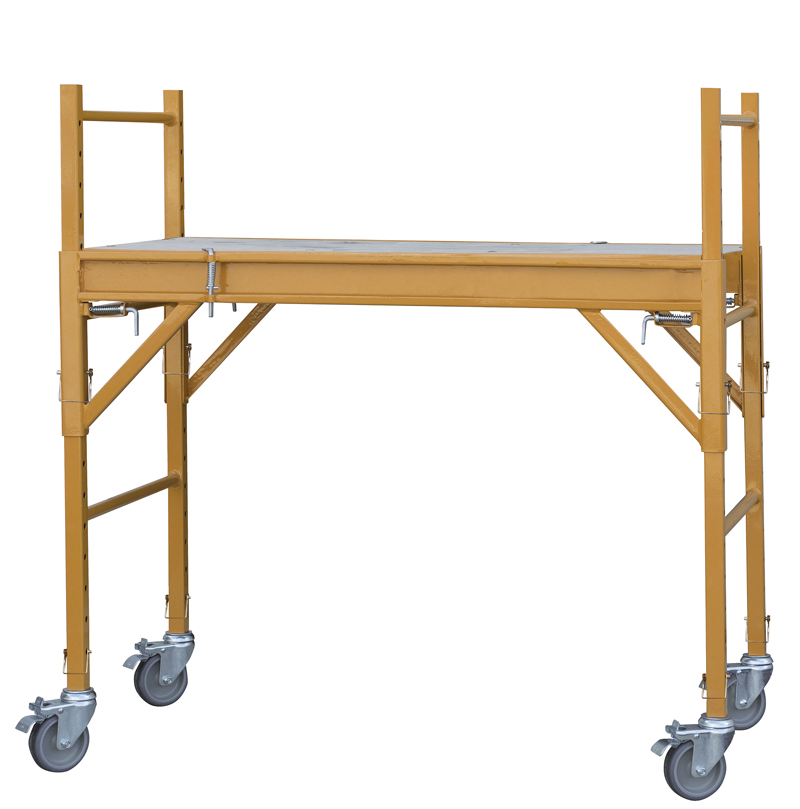 Pro-Series 4-Foot Mini Multipurpose Scaffolding