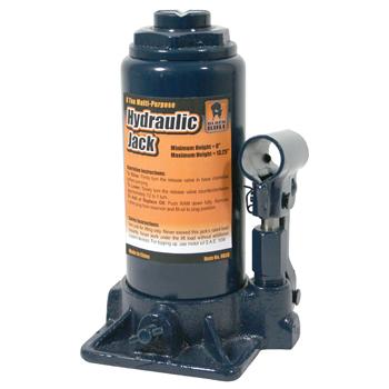 Black Bull 8 Ton Hydraulic Bottle Jack