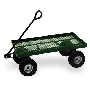 Sportsman Series 36 Inch x 18 Inch Flatbed Cart