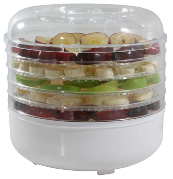 AmeriHome 5-Tray Electric Food Dehydrator
