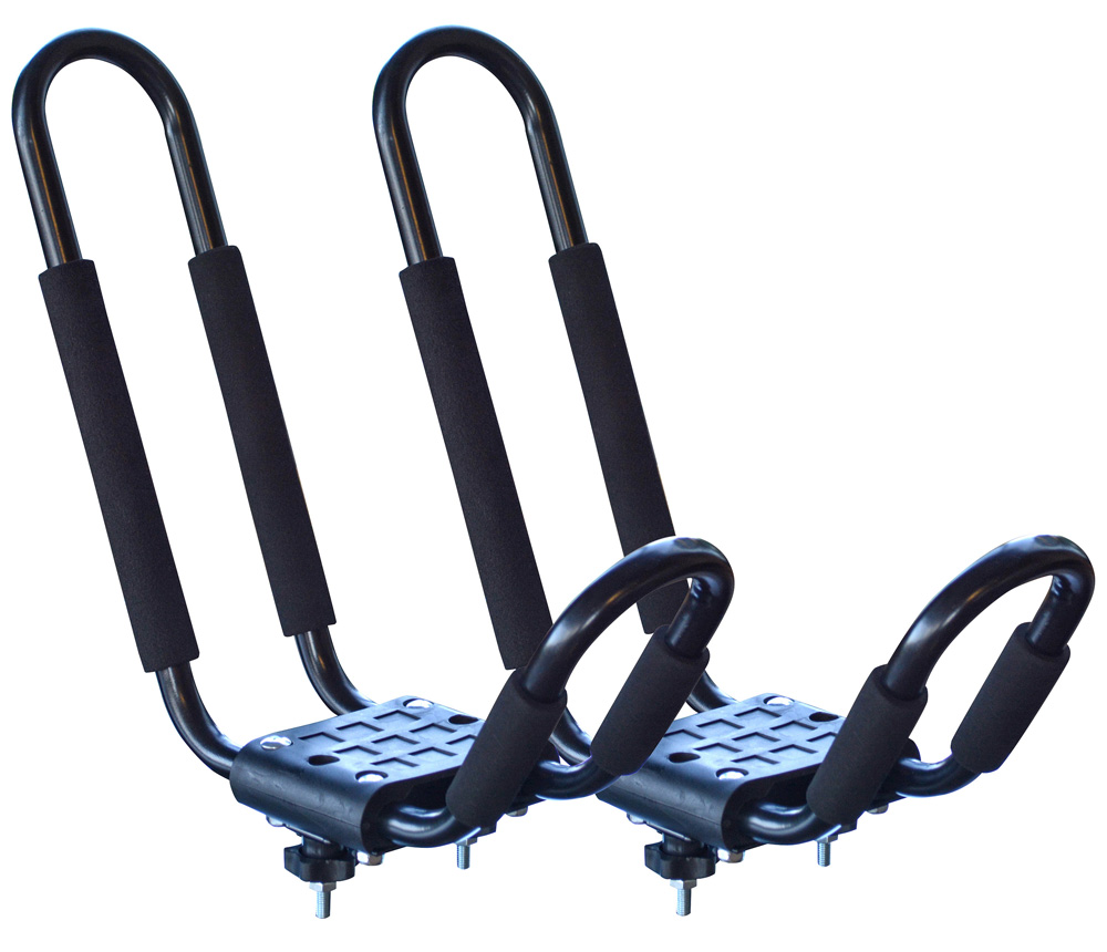 Kuda J-Bar Kayak and Canoe Roof Rack Carrier