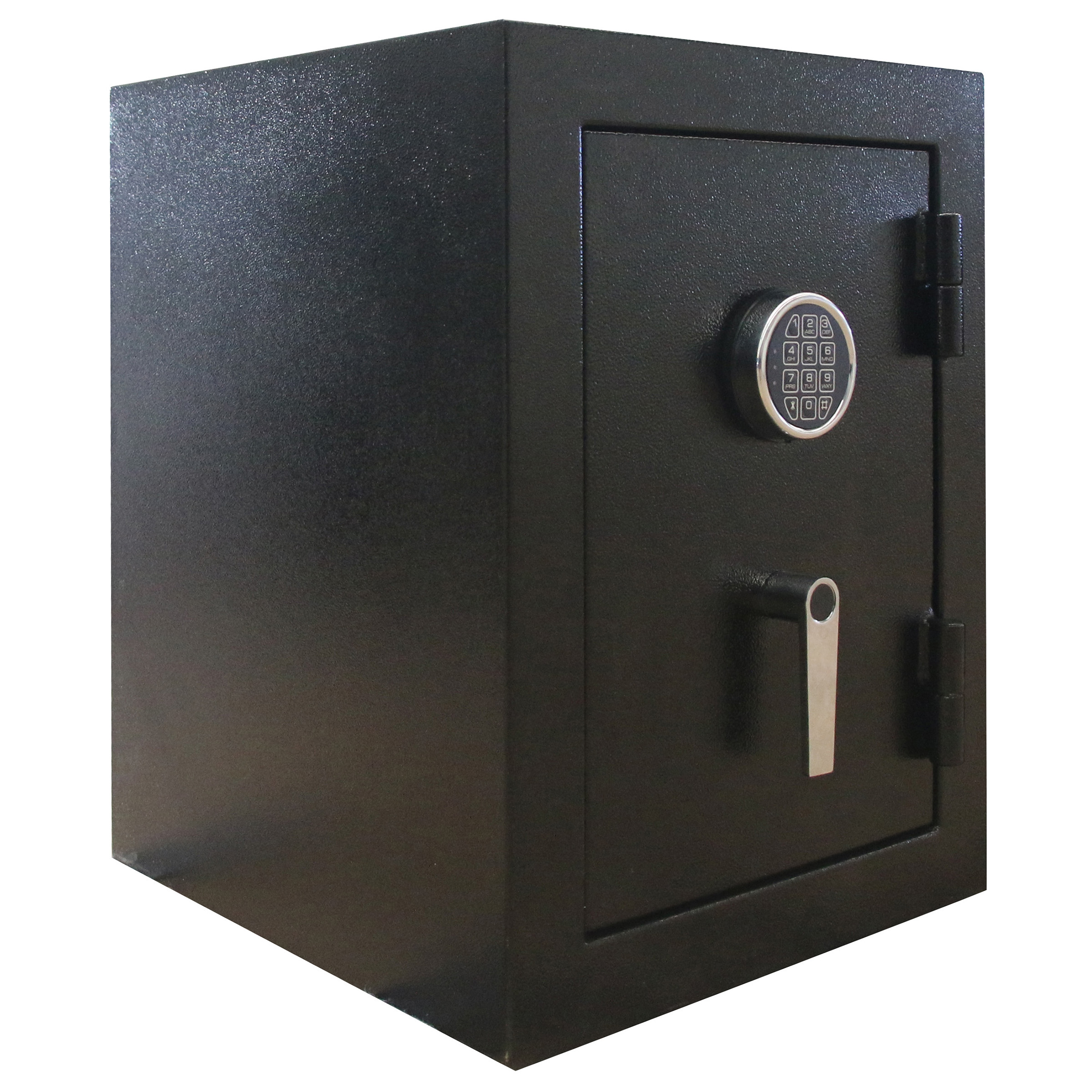 Jewelry Safe with Electronic Lock - Black