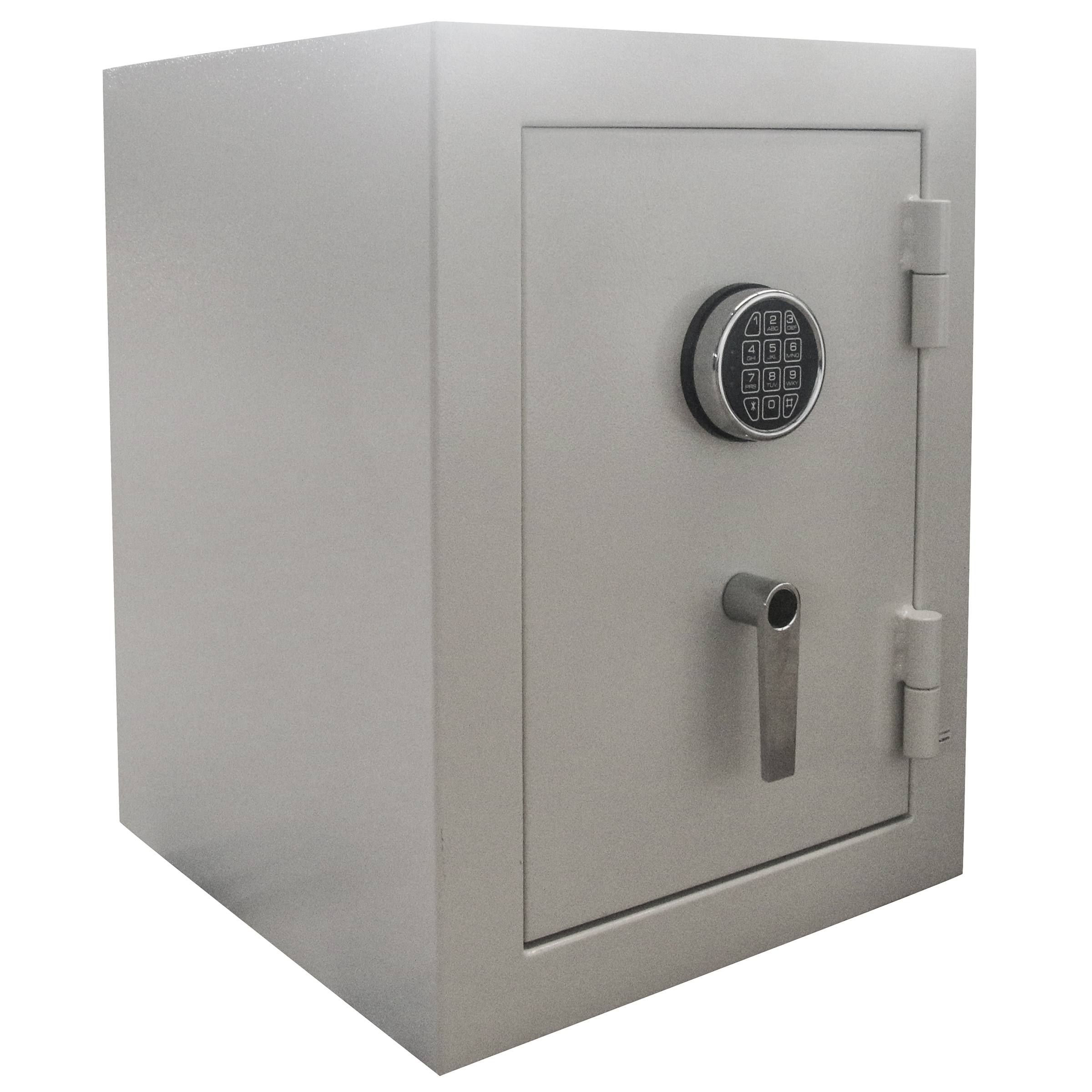 Jewelry Safe with Electronic Lock - Beige