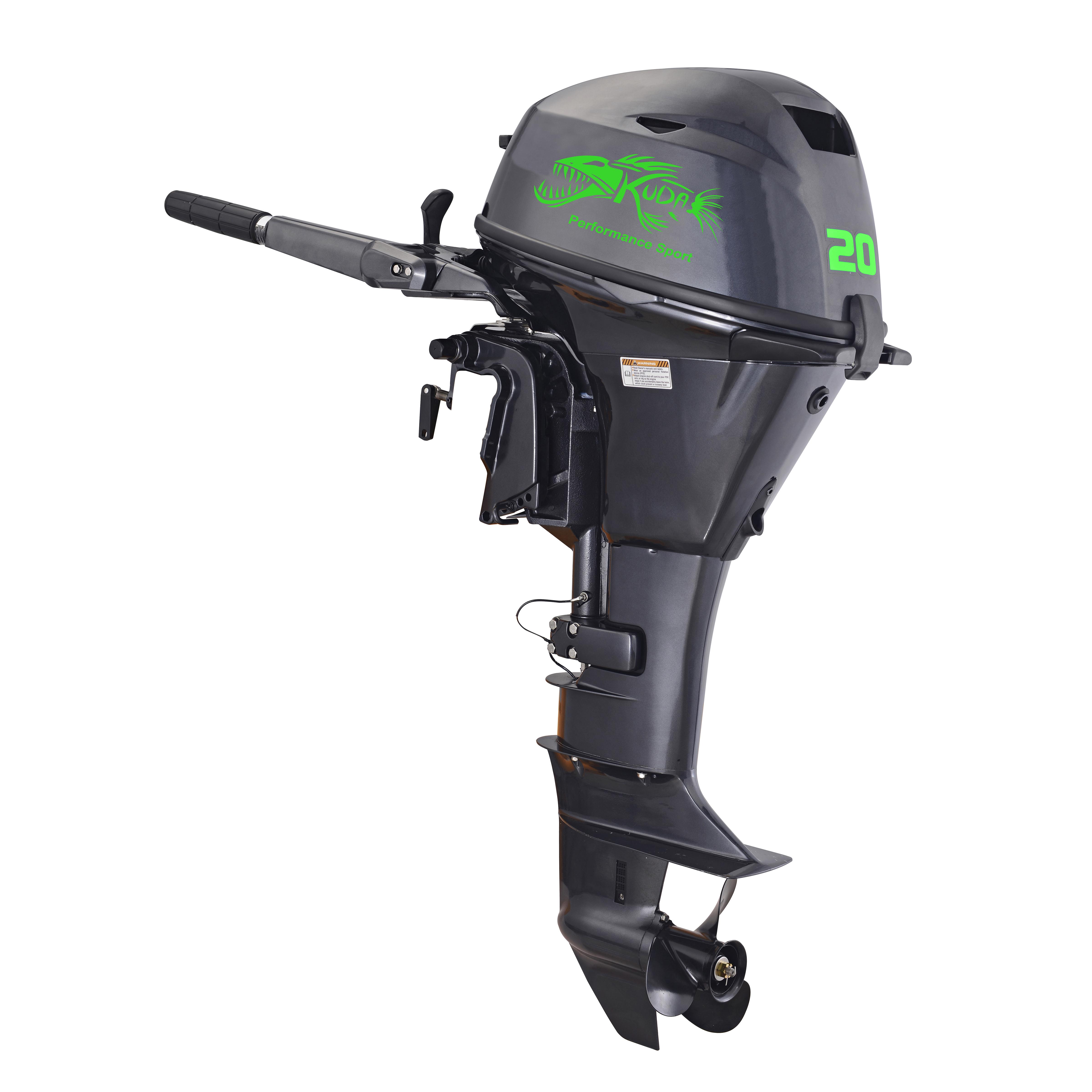4 Stroke 20 HP Outboard Motor 5500 RPM