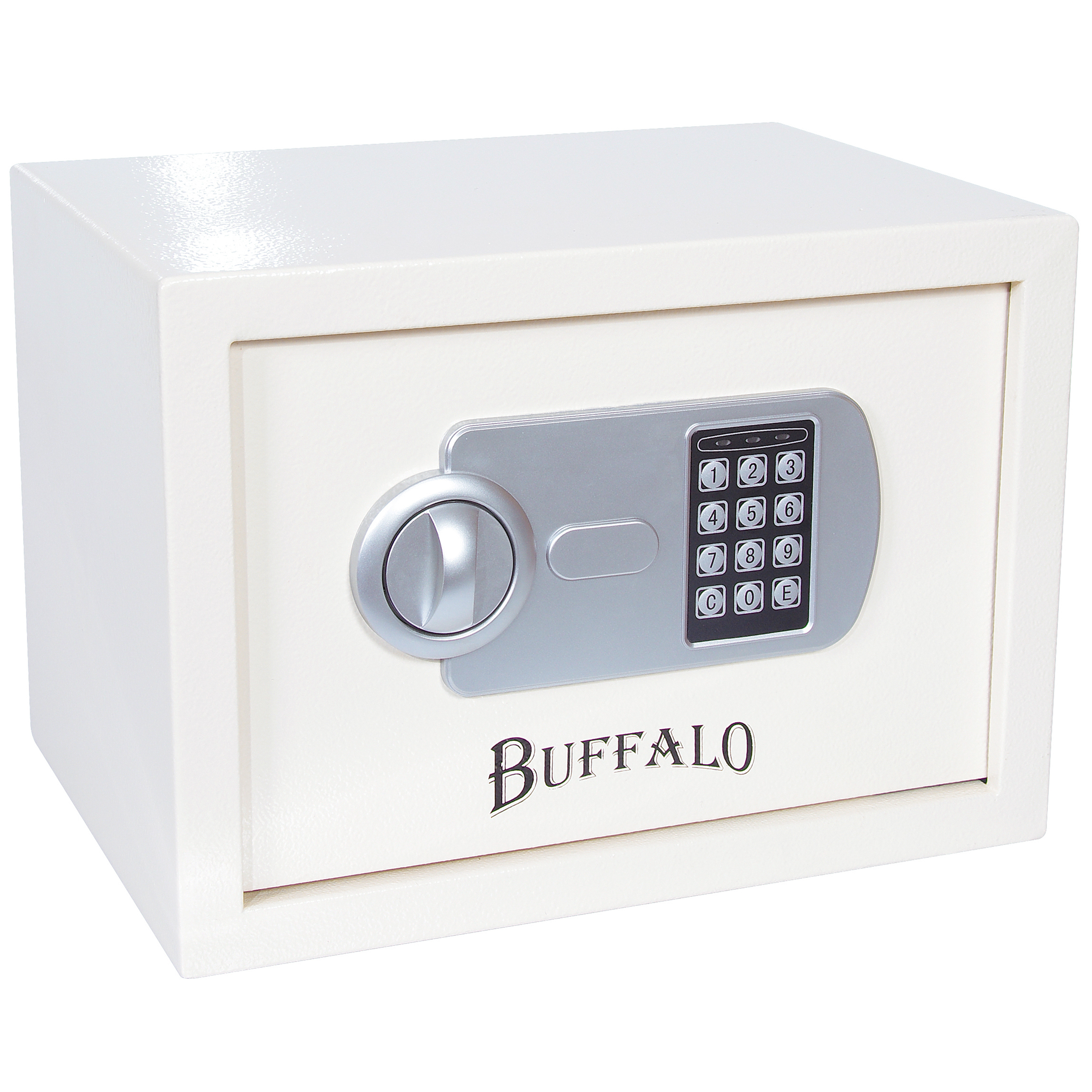 Pistol Safe with Keypad Lock - Beige