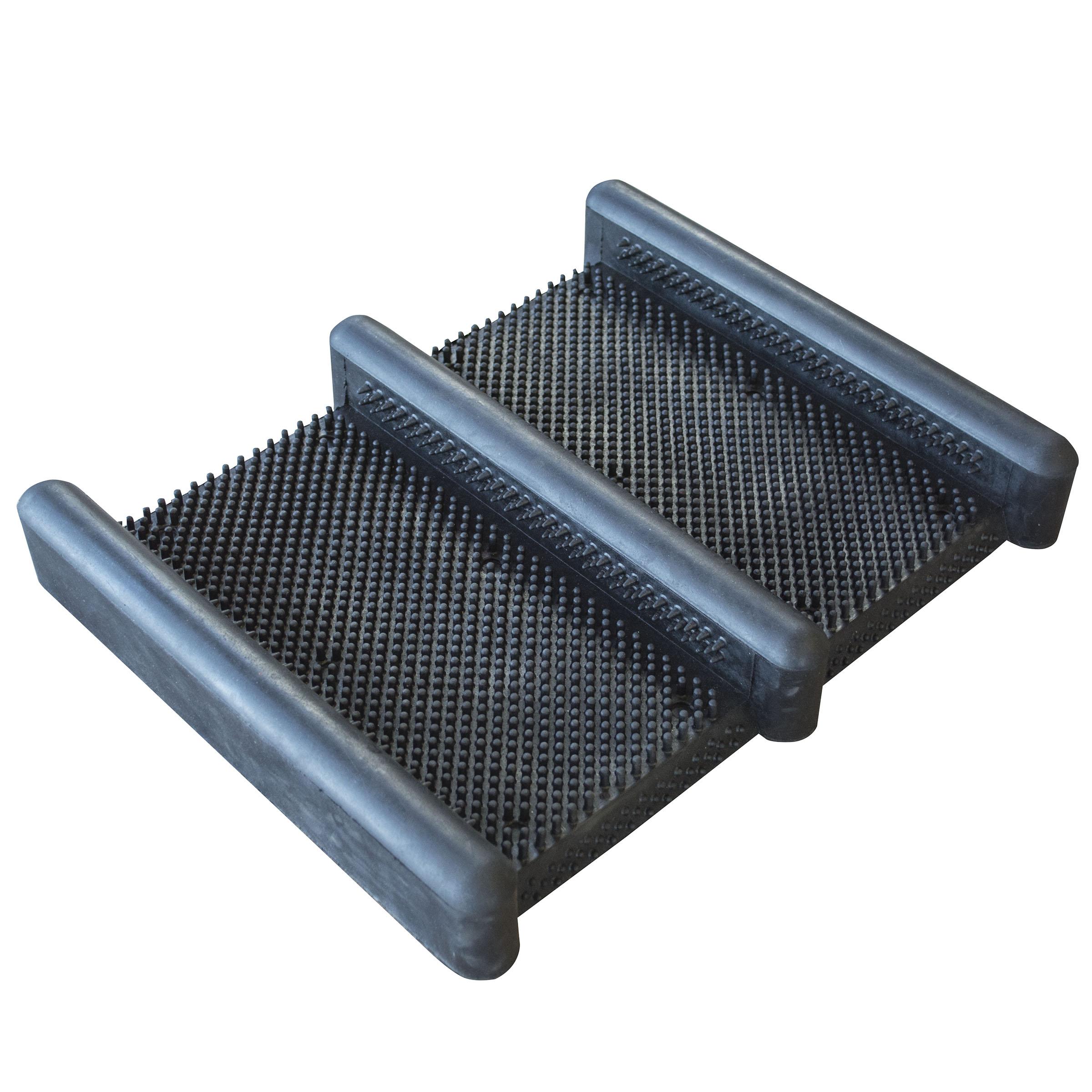 Rubber Boot Scraper Mat