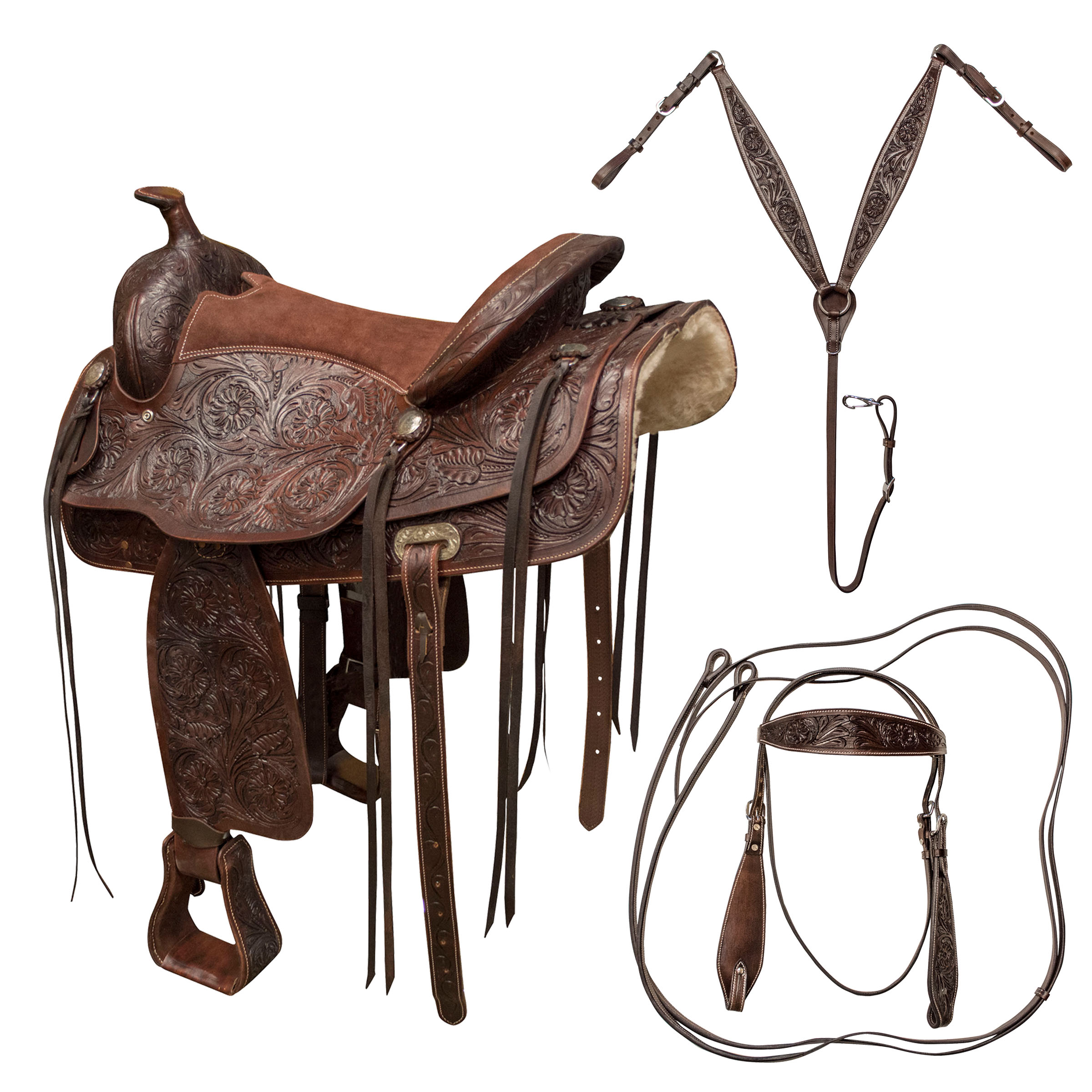 16 inch Western Saddle