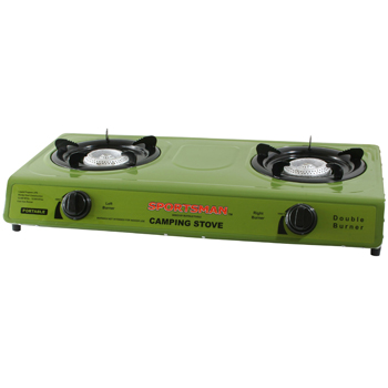 Sportsman Series Double Burner Camping Stove