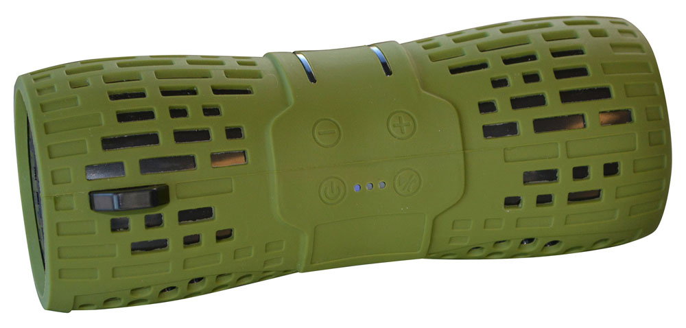 Sportsman Series Water Resistant Wireless Speaker
