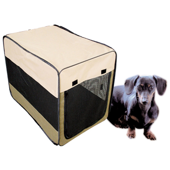Sportsman Series Portable Pet Kennel For Small Size Dogs