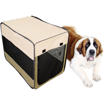 Sportsman Series Portable Pet Kennel For Large Size Dogs