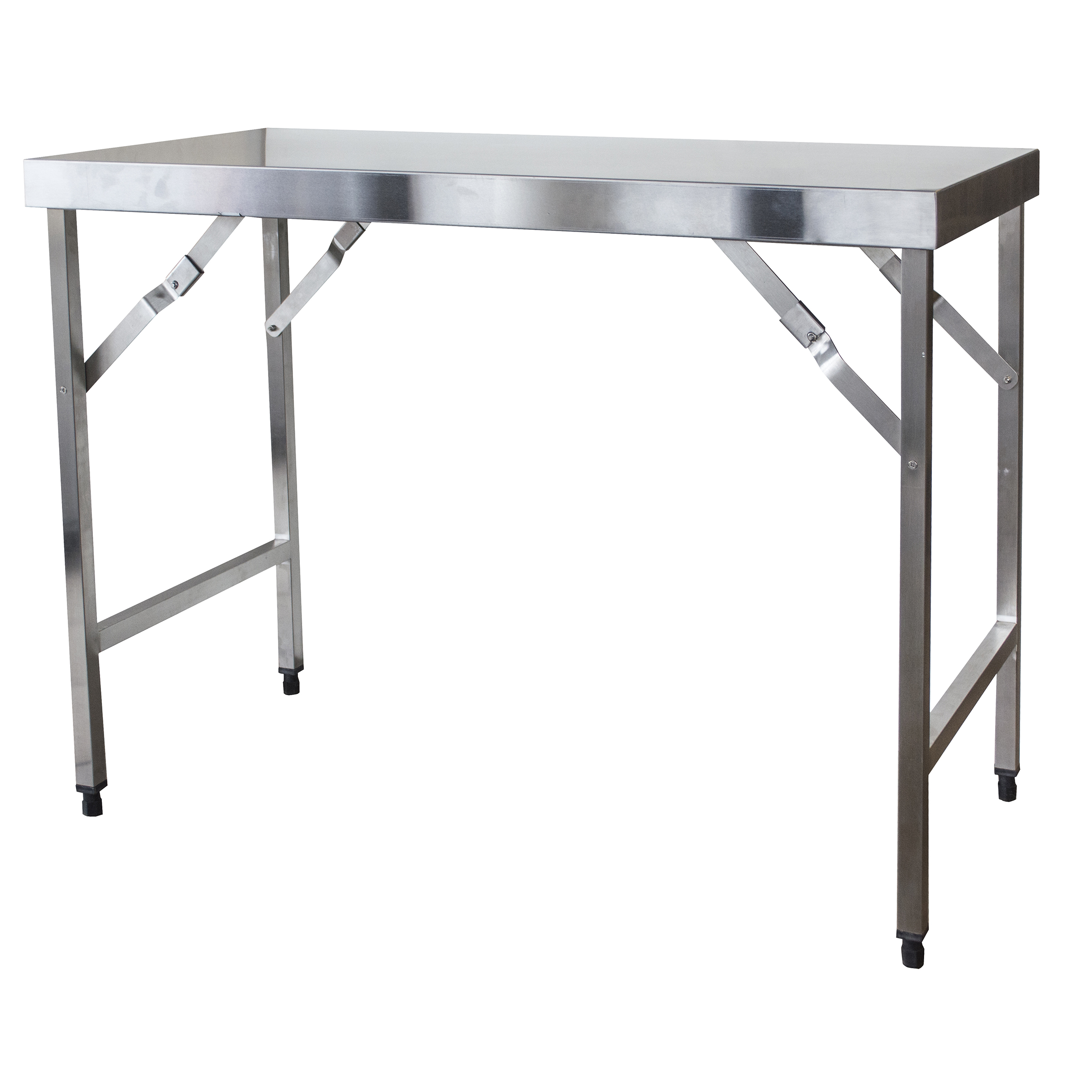 Stainless Steel Portable Folding Work Table