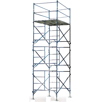 Buffalo Tools Three Story Stationary Scaffold Tower