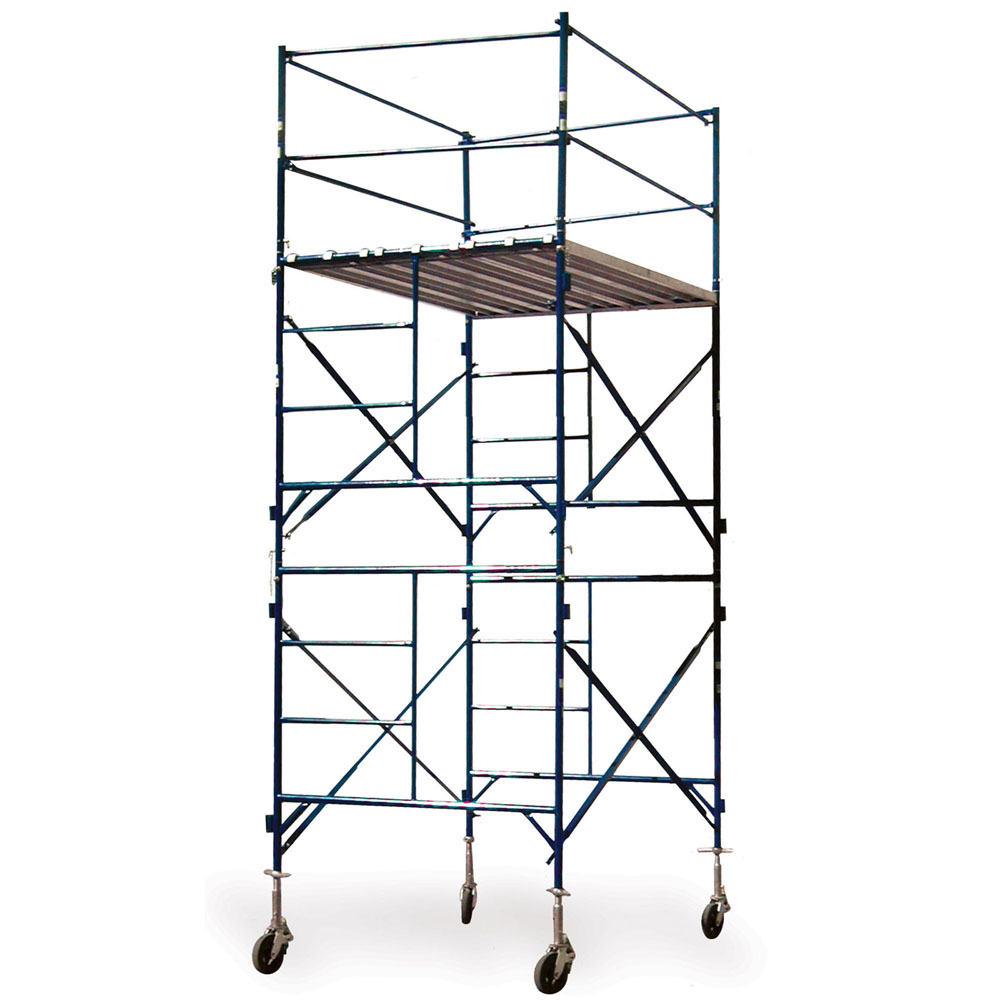Two Story Rolling Scaffold Tower