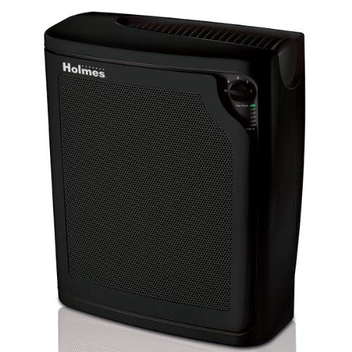 H Allergen HEPA Large Console Black