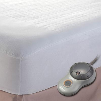 Sunbeam Heated Mattress Pad Twin
