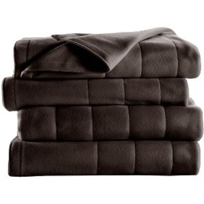 Quiltd Flc Heated Blanket Full Garn