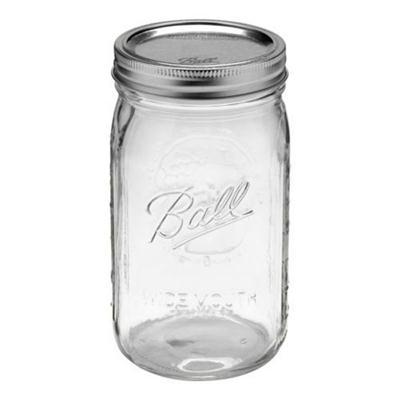 Ball Vintage Jar 1/2Pint8oz 12