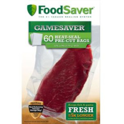 FS Vac Seal Bags 1Gal 60cnt