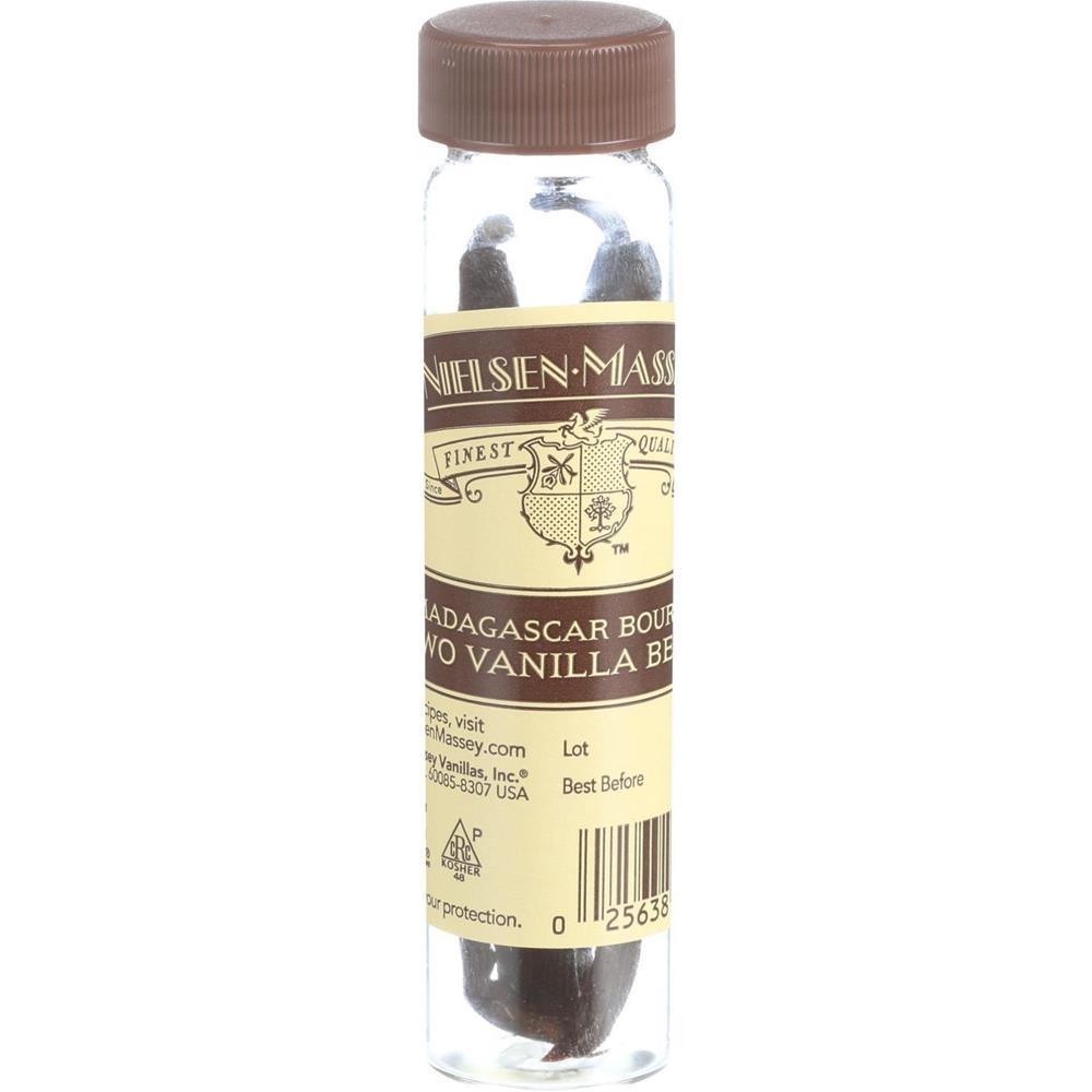 Nielsen-Massey Vanilla - Madagascar Vanilla Bean ( 3 - 2 CT)