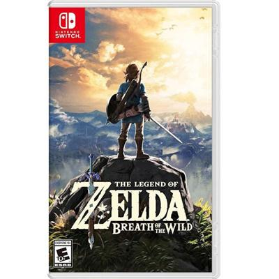 Legend  Zelda Breath Wild NSW