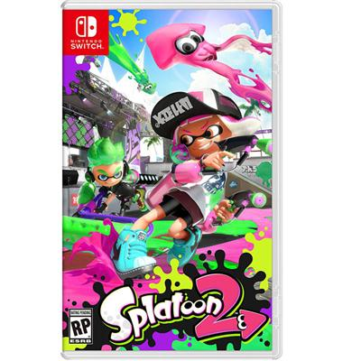 Splatoon 2 NSW