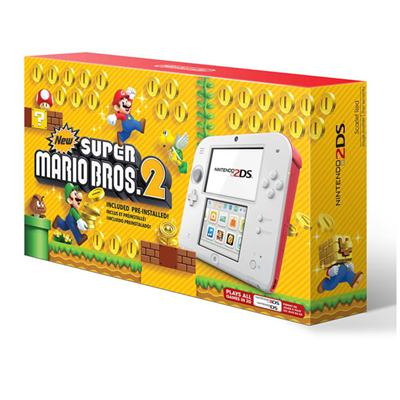 Nintendo 2DS Scarlet Red