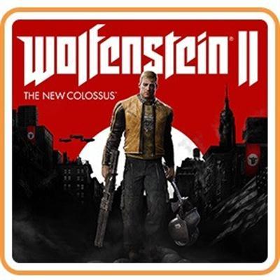 Wolfenstein II NewColossus NSW