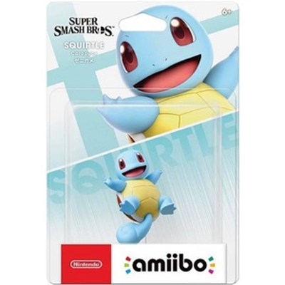 Ambiibo Squirtle SuperSmashBro